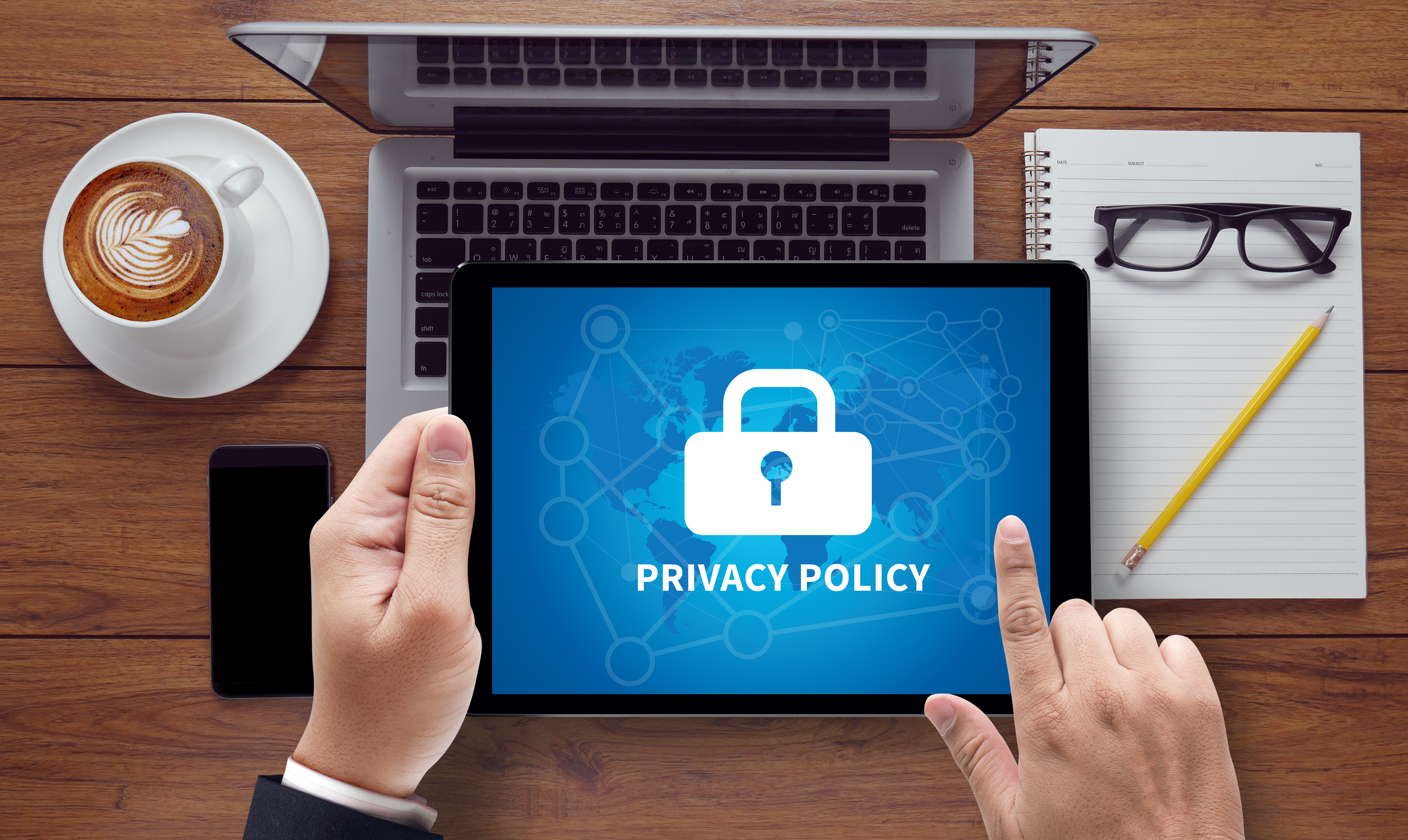 Notification About Our Privacy Policy
