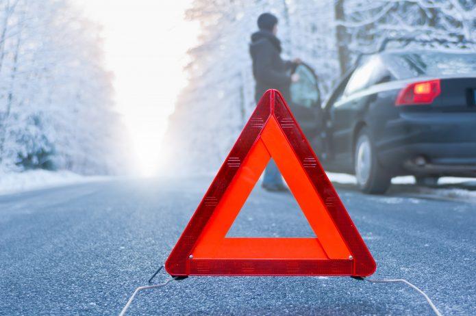 DRIVERS AREN'T READY WHEN WINTER BITES
