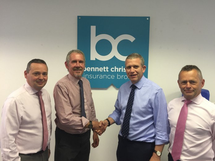 BENNETT CHRISTMAS BUYS SOUTHWATER INSURANCE SERVICES