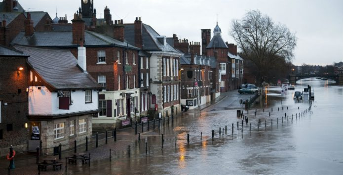 SAFEGUARD AGAINST RECORD-BREAKING RAINFALL THIS WINTER