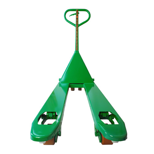Green truck lifter
