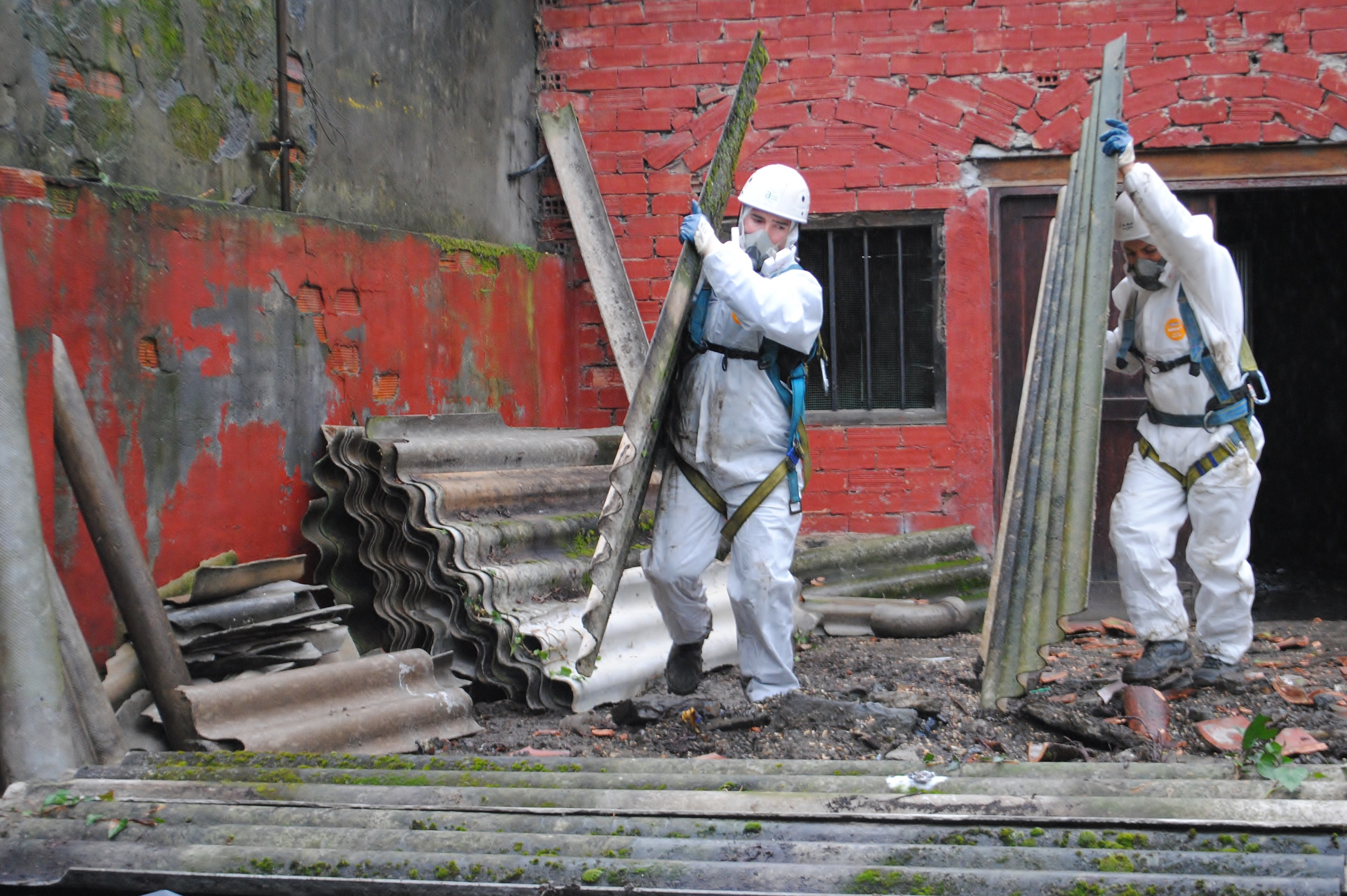 HSE Launches Surprise Construction Site Inspections Which Focus on 'Slow Killers'